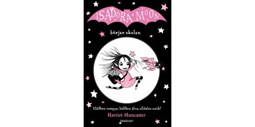 Harriet Muncaster avslöjar sin favorit Isadora-book